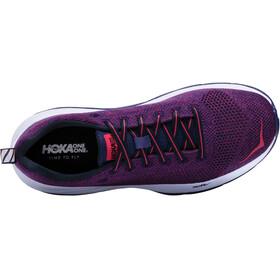 Hoka One One Mach Hardloopschoenen Dames roze/violet